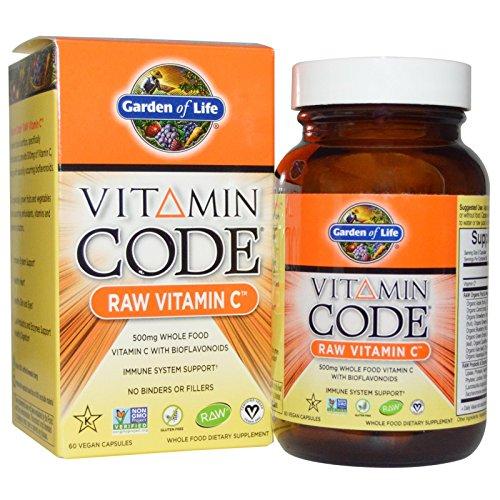 Garden Life Vitamin Vegan Capsules