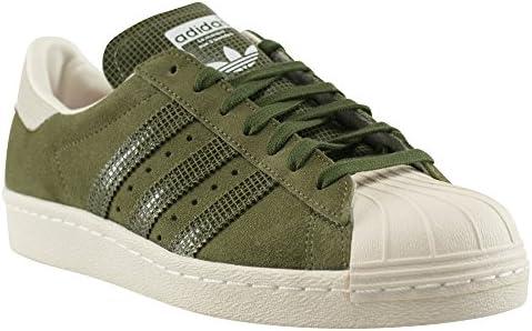 adidas Basket Superstar 80S Olive S81324:
