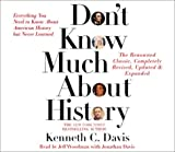 img - for Don't Know Much About History - Updated and Revised Edition: Everything You Need to Know about American History But Never Learned book / textbook / text book