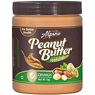Alpino Natural Peanut Butter Crunch 35 Oz (Unsweetened)