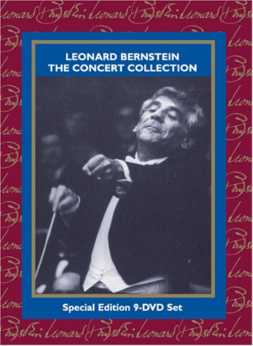 The Leonard Bernstein Concert Collection by Kulter