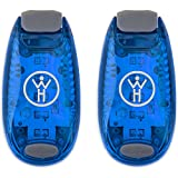 Whole Human LED Safety Lights (2 Pack) - Blue