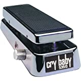 Dunlop 535Q Cry Baby Multi-Wah, Chrome