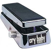 Jim Dunlop 535Q Multi-Wah Pedal Cry Baby Wah-Wah-cromo