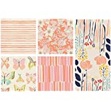 5 FABRIC BUNDLE - Various Sizes - Various Art Gallery Fabrics - Bonnie Christine Leah Duncan - Meadow, Morning Walk, Winged (Yard)