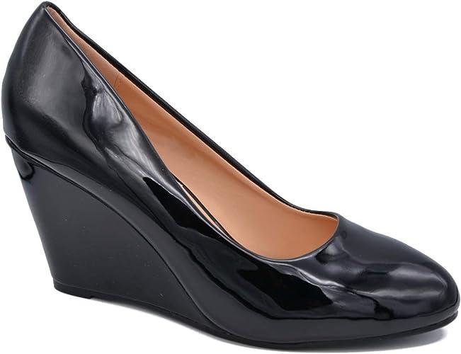 CucuFashion Wedges Shoes for Women