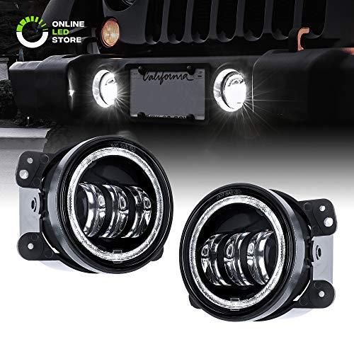 jeep cherokee driving lights - 2