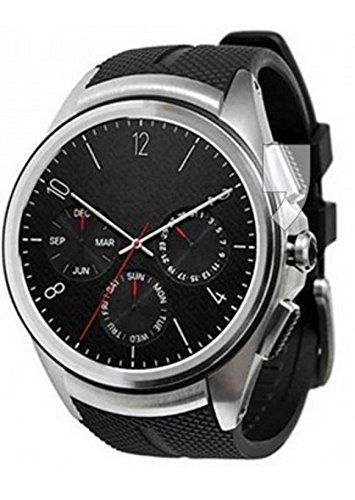LG - Reloj LG Watch Urbane 2nd Edition 2 W200 LTE, negro.: Amazon.es: Electrónica