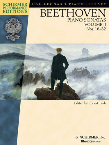 Beethoven - Piano Sonatas, Volume II - Book Only: Nos. 16-32 (Hal Leonard Piano Library) ebook