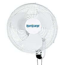 Hurricane Classic 16-Inch Wall Mount Oscillating Fan