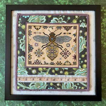 Quilting Bee Cross Stitch Chart