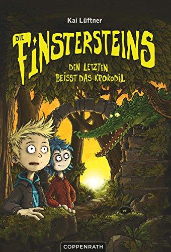 Lustige Gruselgeschichte Halloween (Die Finstersteins - Band 3: Den Letzten beißt das Krokodil (German)