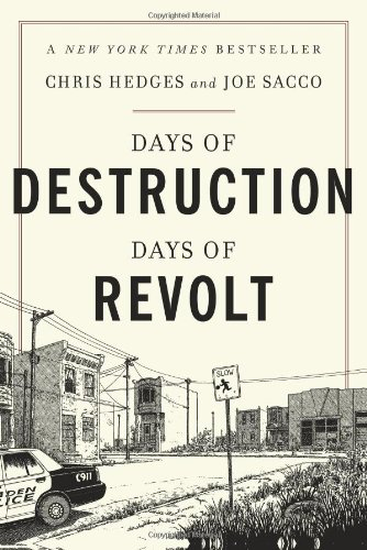 Days Of Destruction,Days Of Revolt