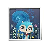 diamond painting sticker diamond painting cute diamond painting small size (squirrel)