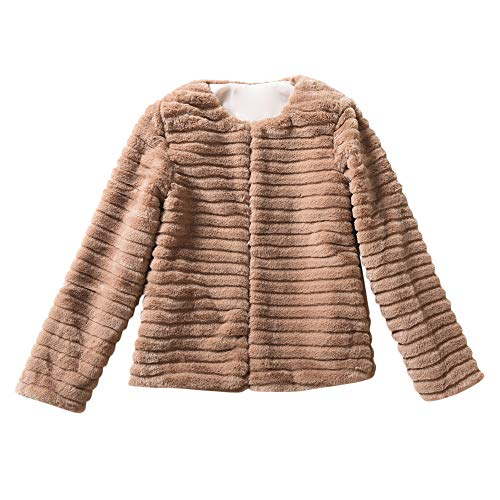 Used, Coat for Women, Misaky Autumn Warm Casual Faux Fur for sale  Delivered anywhere in USA