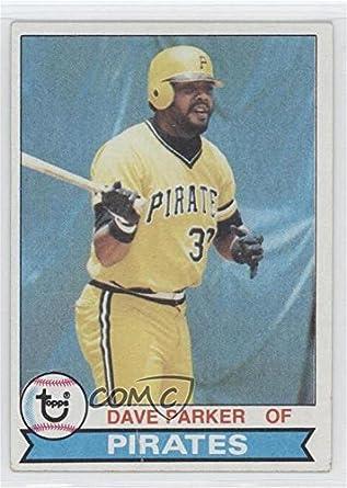 Amazoncom Dave Parker Baseball Card 1979 Topps Base