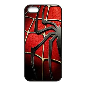 Diy Phone Cover Spider-Man for iPhone 5, 5S WER370009