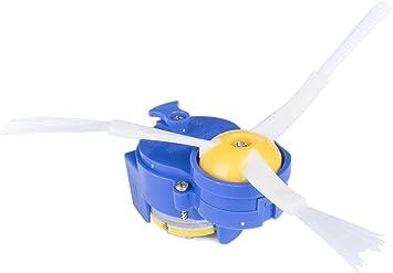 ASP-ROBOT - Motor Cepillo Lateral - ciclomotor Kit motorizado para Roomba 620 Serie 600. Recambio Original Repuesto Compatible para Aspirador irobot Rumba Serie 6: Amazon.es: Coche y moto