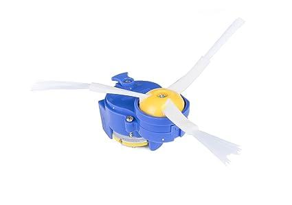 ASP ROBOT - MOTOR CEPILLO LATERAL - ciclomotor kit motorizado para Roomba 620 Serie 600.
