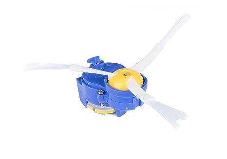 ASP ROBOT - MOTOR CEPILLO LATERAL - ciclomotor kit motorizado para Roomba 660 Serie 600.