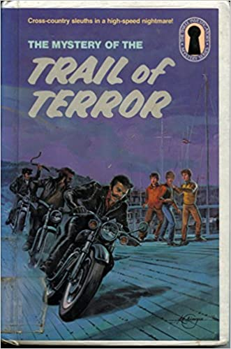 Book The Mystery of the Trail of Terror (Three Investigators Mystery )