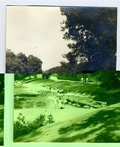 Eastwood Park Dam Dayton Ohio Photograph Summer 1944