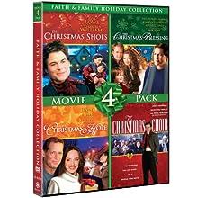Faith & Family Holiday Collection Movie 4 Pack (The Christmas Shoes, The Christmas Blessing, The Christmas Hope, The Christmas Choir) (2013)