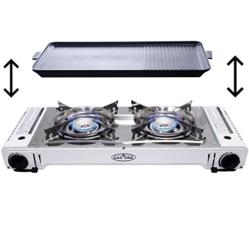 double burner gas stove - 3