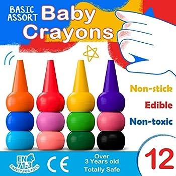 Amazon Com Alex Toys Little Hands Farm Finger Crayons