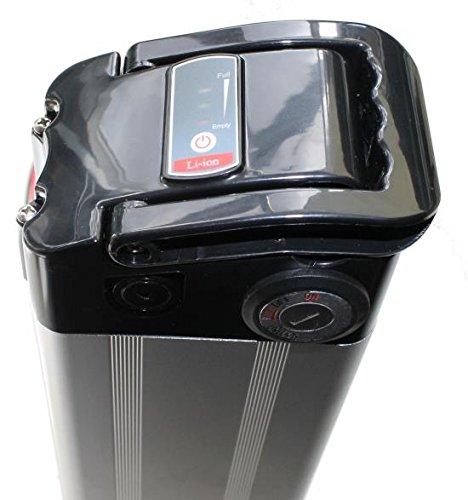 Batería de repuesto de iones, 36 V 10,4 Ah, batería para bicicleta eléctrica (por ejemplo Prophete Real): Amazon.es: Deportes y aire libre