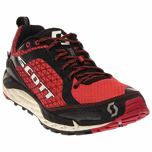 Scott 2015 Women's T2 Kinabalu HS Trail Running Shoe - 237813 (black/cayenne red - 8)