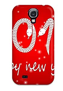 New Arrival Happy New Year For Computer PvlEkUt7476bSiXo Case Cover/ S4 Galaxy Case
