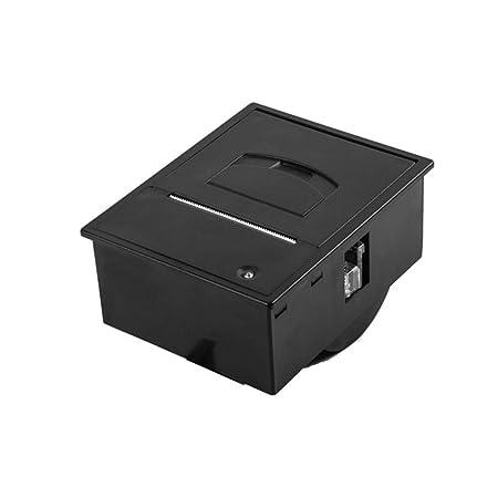 SMBYQ Impresora térmica de Recibos USB, Mini Impresora de ...