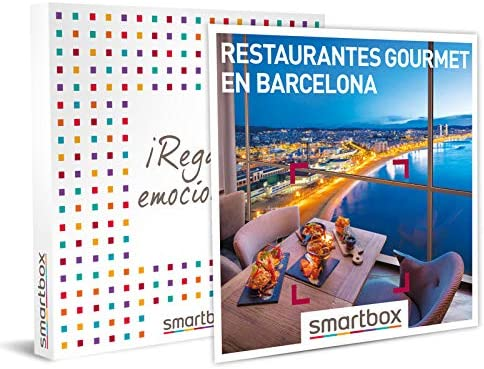 restaurantes gourmet en barcelona smartbox