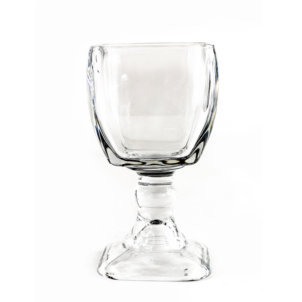 Chavela Cocktail Glass (Set of 4) / Copa Coctelera Cuadrada