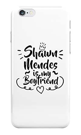best loved f155f 63f1a Shawn Mendes is my Boyfriend Phone Case - iPhone 5, 5s: Amazon.co.uk ...