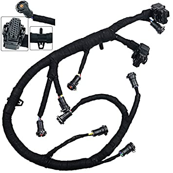 FICM Fuel Injector Module Wiring Harness For 2003-2007 Ford F250 F350  Ficm Wiring Diagram on
