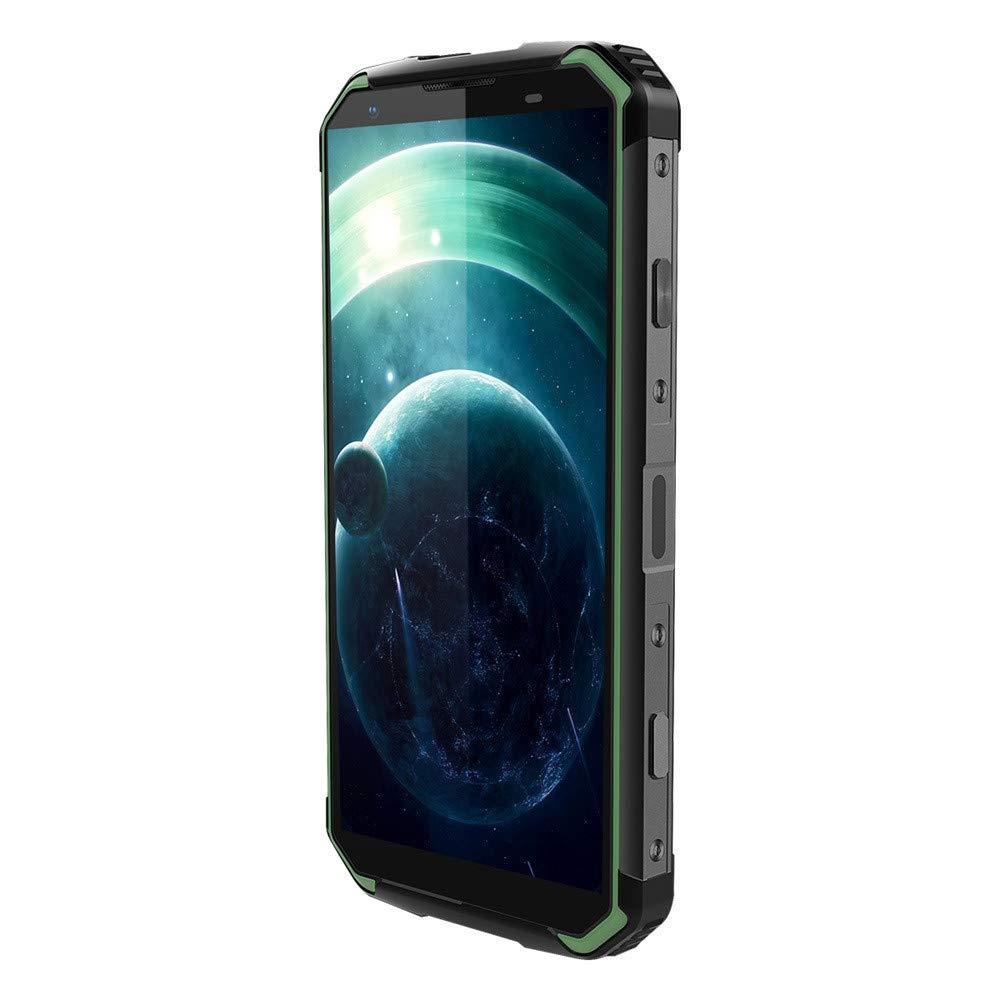 Matoen BLACKVIEW BV9500 Three Anti-Smart Phone 4GB 64GB Octa Core 5.7-inch Screen 16mp DualSim Android 8.1 Smartphone (Green) by Matoen (Image #3)