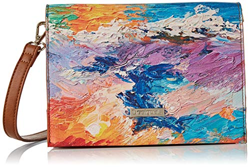 Desigual Cross-Body Bag, Multicolour