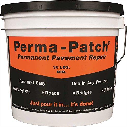 Perma Patch - PERMA-PATCH PP-30CP Asphalt Repair Material, 30 lb