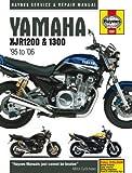 H3981 Haynes Yamaha XJR1200 and XJR1300 1995-2006 Repair Manual