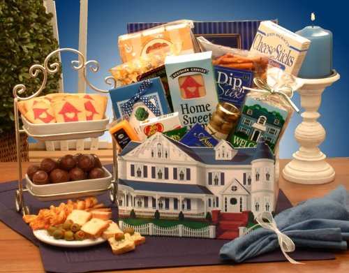 Welcome Home Gourmet Housewarming Gift Basket