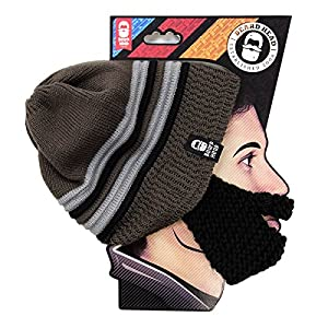 8e5bda360af08   Beard Head Stubble Cruiser Beard Beanie - Funny Knit Hat w Fake Beard  Facemask  19.99. Click to enlargeClick to enlarge. Previous