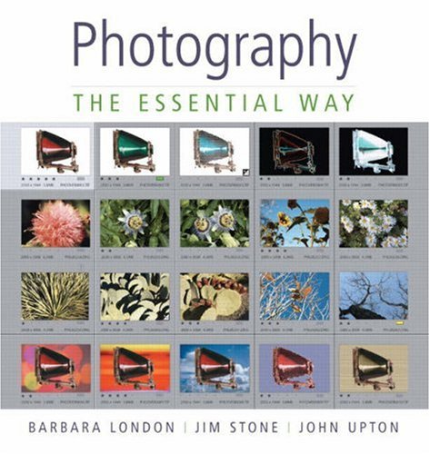 Photography: The Essential Way is a departure from tradition that moves boldly into the digital age with you. This new book embraces the new photography that is captured, shaped, transmitted, printed, and saved electronically, while retaining covera...