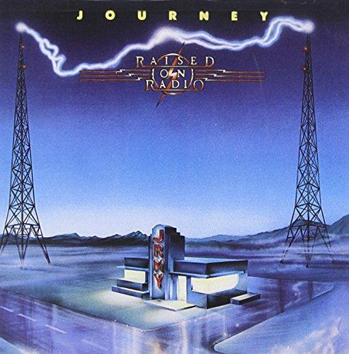 CD : Journey - Raised on Radio (CD)