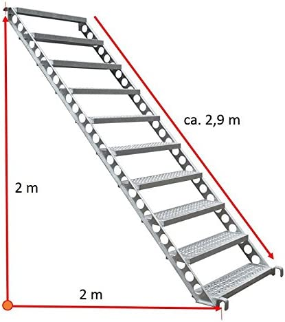 Diseño Escaleras, construcción Escaleras, Exterior Escaleras F. 2 ...