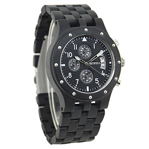 BEWELL Multi Function Quartz Chronograph Watches product image