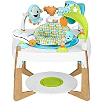Evenflo ExerSaucer 2-in-1 Activity Center + Art Table