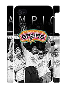 Awesome Sports Series Handmade Print Basketball Team Logo Skin Phone Accessories Skin Case For Iphone 5/5S Cover Case