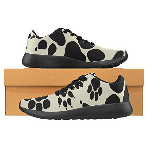 Lightweight Sneaker Cute Womens Running Shoes Print Multi Comfort Walking Running Go Easy Casual InterestPrint Paw 1 Jogging wntxTT7I